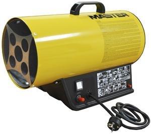 Incalzitoare de aer cu gaz (GPL)